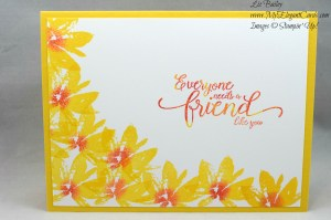 Liz Bailey Stampin' Up! Demonstrator - Avant Garden - Suite Sentiments