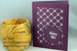 Liz Bailey Stampin' Up! Demonstrator - Eastern Medallions - Beautiful You