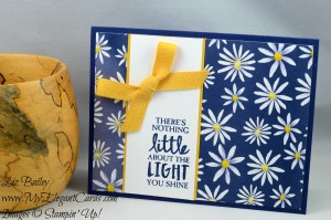 Liz Bailey Stampin' Up! Demonstrator - High Tide - Delightful Daisy DSP