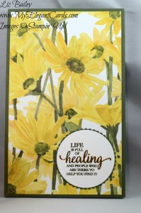 Liz Bailey Stampin' Up! Demonstrator - So Many Shells - Delightful Daisy DSP