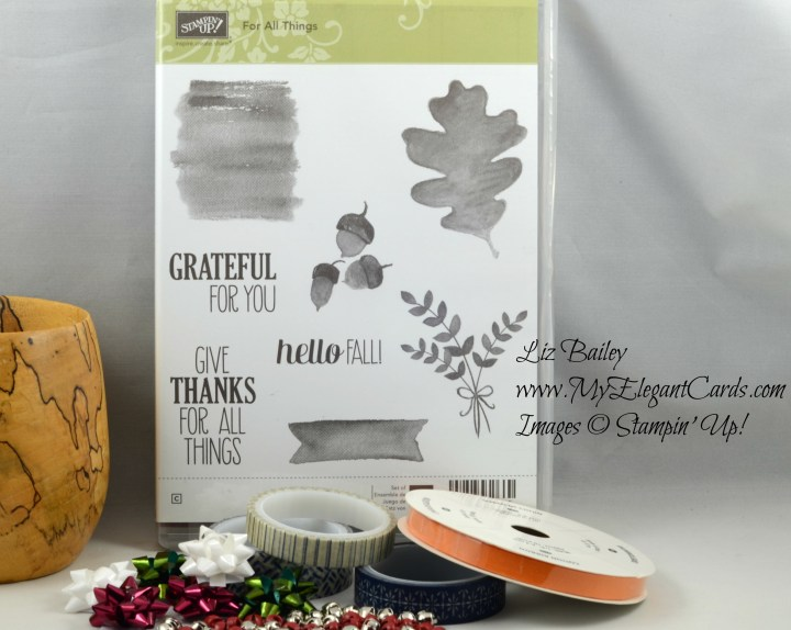 Liz Bailey Stampin' Up! Demonstrator - Blog Candy
