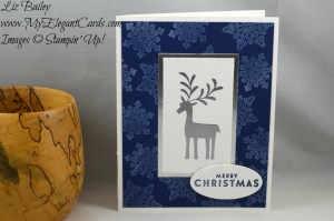 Liz Bailey Stampin' Up! Demonstrator - Merry Mistletoe - Flurry of Wishes