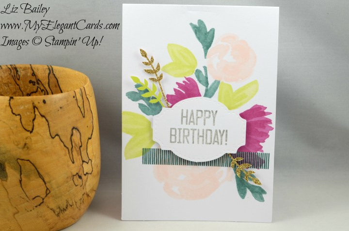 Liz Bailey Stampin' Up! Demonstrator - Soft Sayings Card Kit