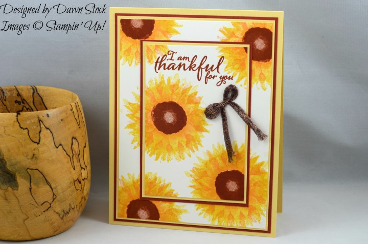 Liz Bailey Stampin' Up! Demonstrator - Seasonal Lantern bundle - Painted Harvest - Spooky Cat
