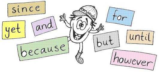 Examples of Conjunction Words in a Sentence! - examples of