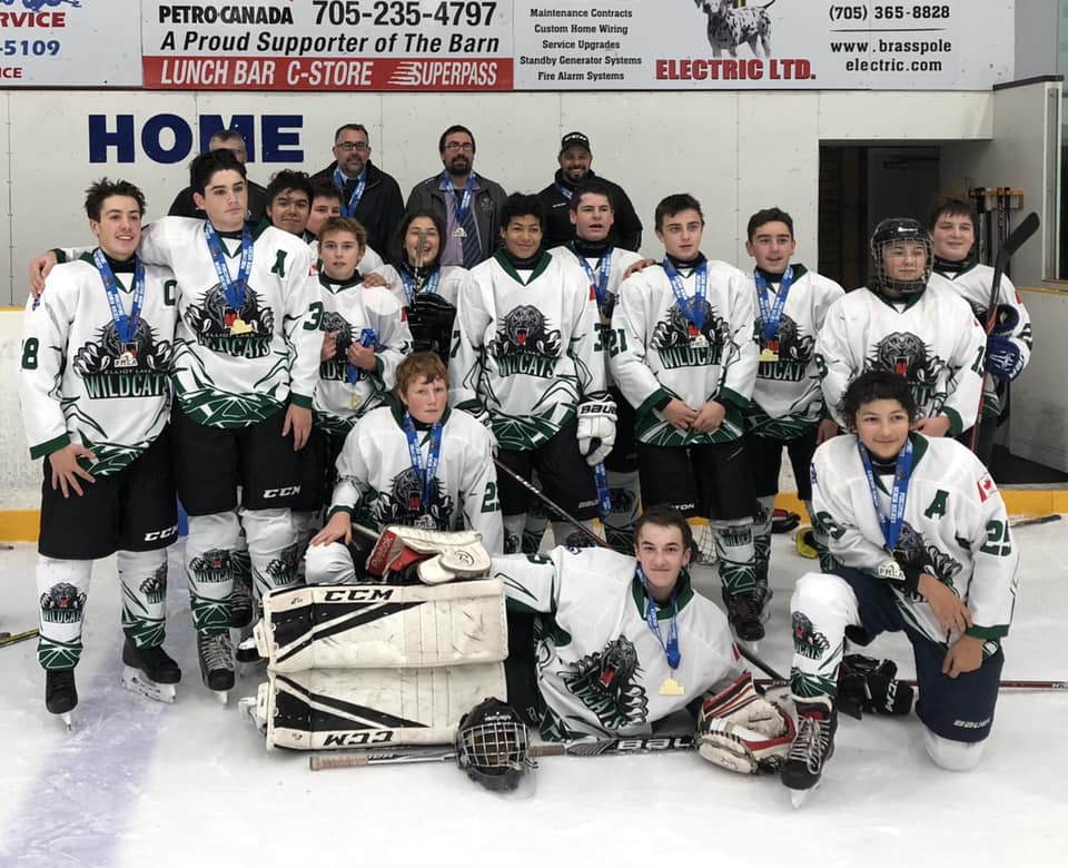 Elliot Lake Bantams win tourney - My Espanola Now