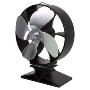ECO friendly stove fan; heat powered ECO savers stove fan