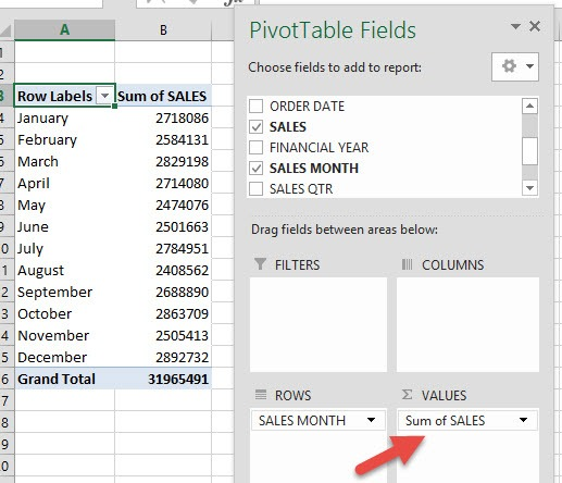 50 Things You Can Do With Excel Pivot Tables Free Microsoft Excel - pivot table in excel