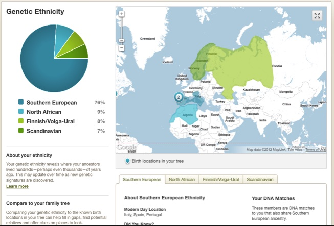 My AncestryDNA Review A 10-Minute Deep Dive (2018 Update) - support ancestry com