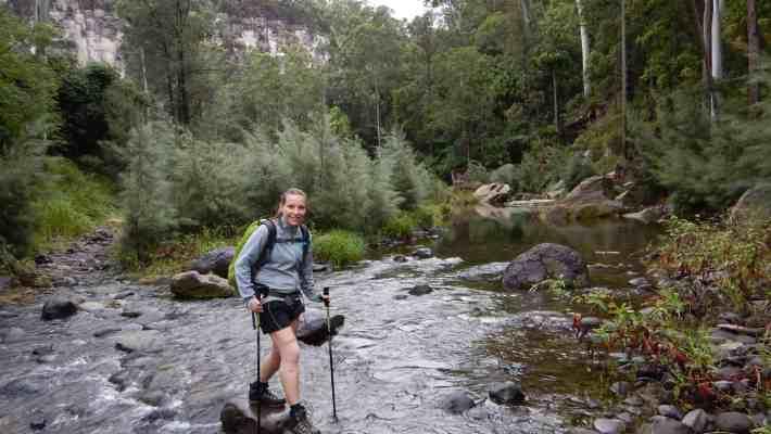 Binge Hiking in Carnarvon Gorge: 50km, 10 trails, 1 weekend