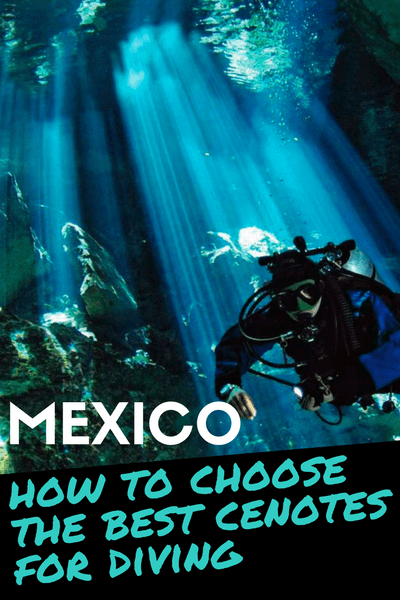 mexico the best cenotes dive tulum playa del carmen