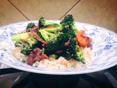Recipe: Crock Pot Beef and Broccoli