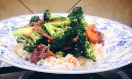 Recipe: Crock Pot Beef and Broccoli