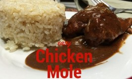 Easy Homemade Chicken Mole