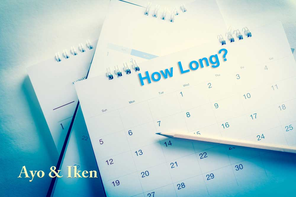 How Long Does a Divorce Take in Florida ?