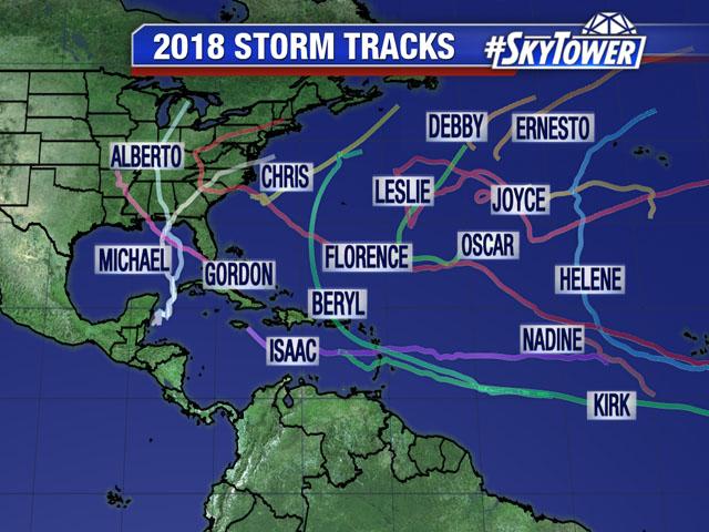 Hurricane Tracking and Hurricane coverage from MyFoxHurricane