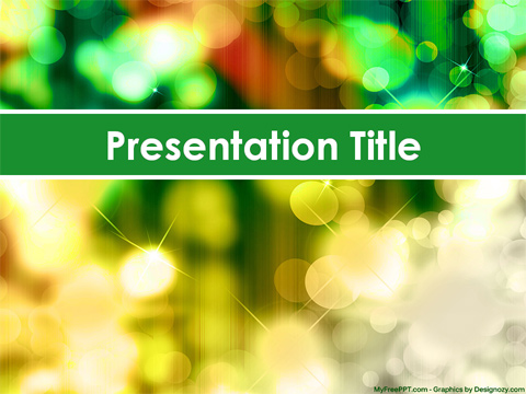 Free Christmas Bell PowerPoint Template - Download Free PowerPoint PPT - christmas powerpoint template