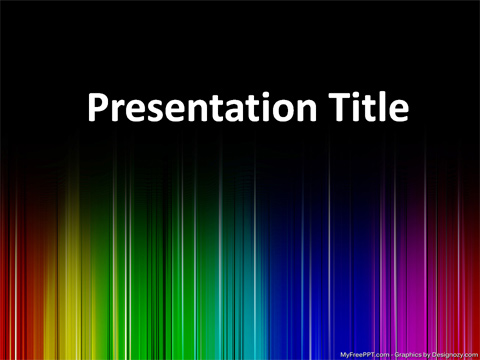 Free Dark Abstract PowerPoint Template - Download Free PowerPoint PPT