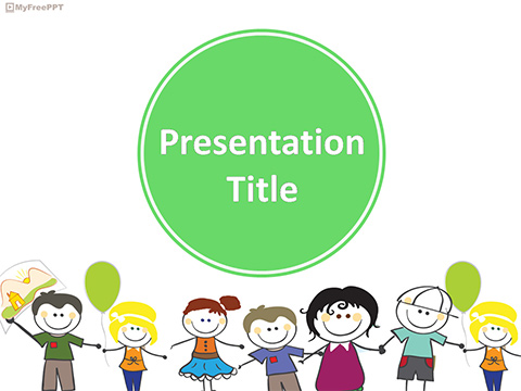 Free Family PowerPoint Templates, Themes  PPT
