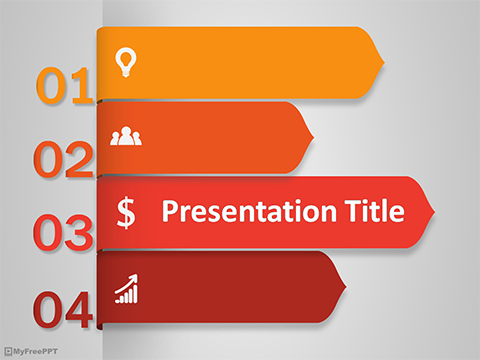 Free Banners PowerPoint Templates - MyFreePPT