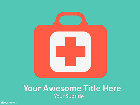 Free Healthcare PowerPoint Template - Download Free PowerPoint PPT
