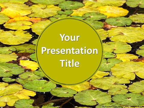 Free Autumn PowerPoint Templates - MyFreePPT
