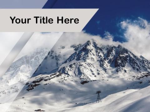 Free Ice PowerPoint Templates - MyFreePPT