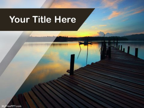 Free Summer PowerPoint Templates - MyFreePPT - summer powerpoint template