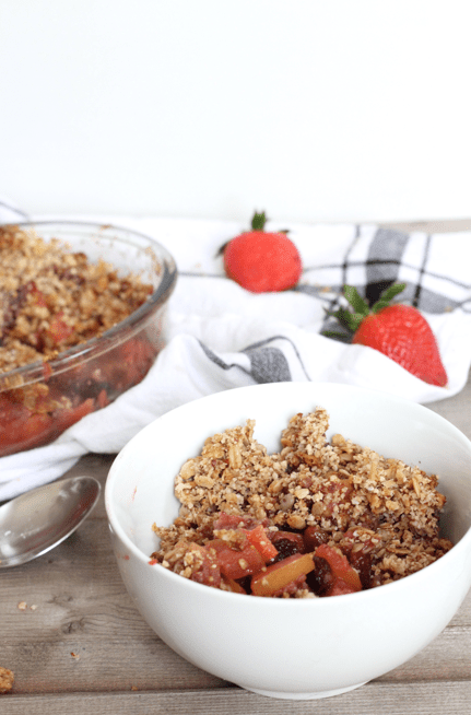 healthy fruit crumble topping why fruits are healthy
