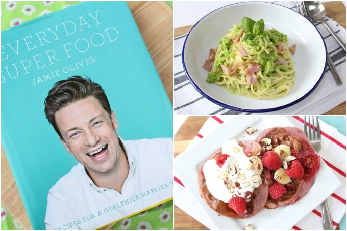 A review of Jamie Oliver's new book Everyday Superfood   My Fussy Eater blog