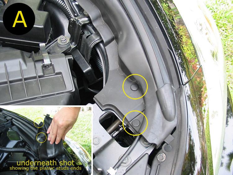 DIY Headlight and Foglight Adjustment - MyG37