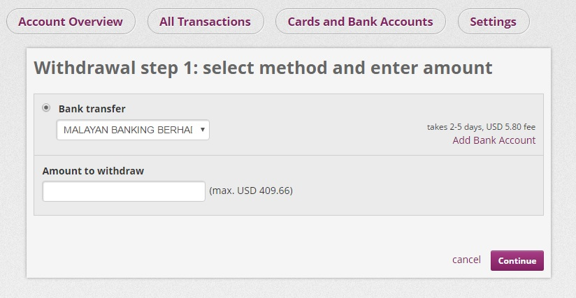 Maybank Swift Code And Routing Number