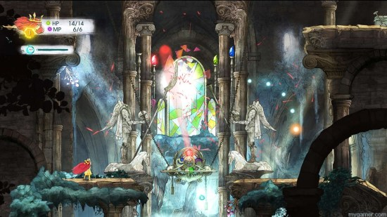 Look. It is purdy. Child of Light (XBLA) Review Child of Light (XBLA) Review Child of Light Screen