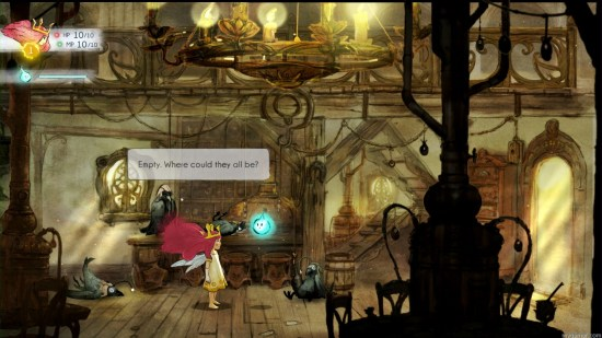 Everything rhymes Child of Light (XBLA) Review Child of Light (XBLA) Review Child of Light dialog