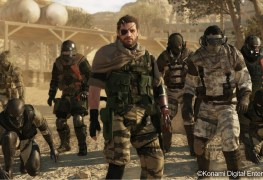 Metal Gear SOlid V Multiplayer