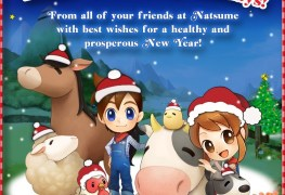 Natsume Holiday Card
