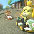 Mario Kart 8 animla crossing