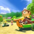 Animal Crossing is blended well with MK8