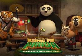 Kung Fu Panda Showdown of Leg Leg Banner