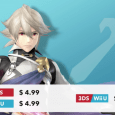 Corrin Smash DLC Price