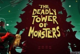 Deadly Tower of Monsters banner