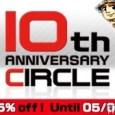 Circle 10th Sale