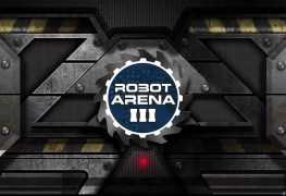 Robot Arena III banner