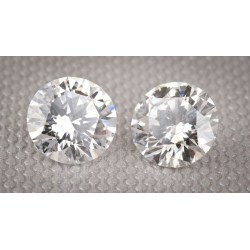 Small Crop Of Lab Grown Diamonds