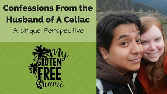 Confessions from the Husband of a Celiac