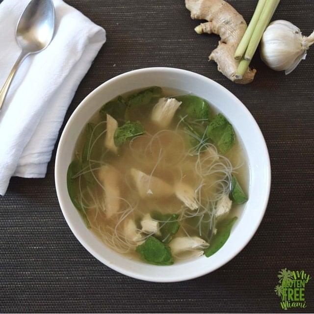 Spicy Chicken Soup-min