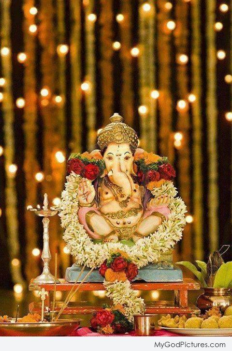 Happy Teej Hd Wallpapers Lord Ganesha Ji God Pictures