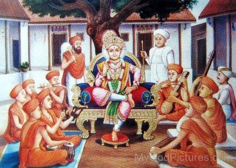 Baps Ghanshyam Maharaj Hd Wallpaper Picture Of Bhagwan Swaminarayan God Pictures