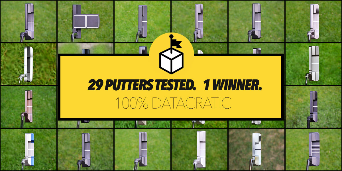 2015 Most Wanted Blade Putter