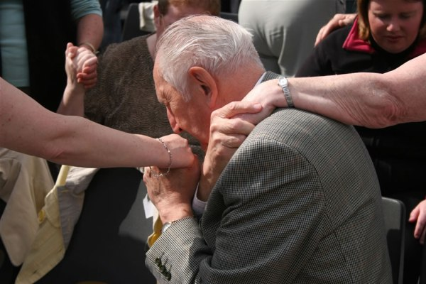 Elderly-Prayer